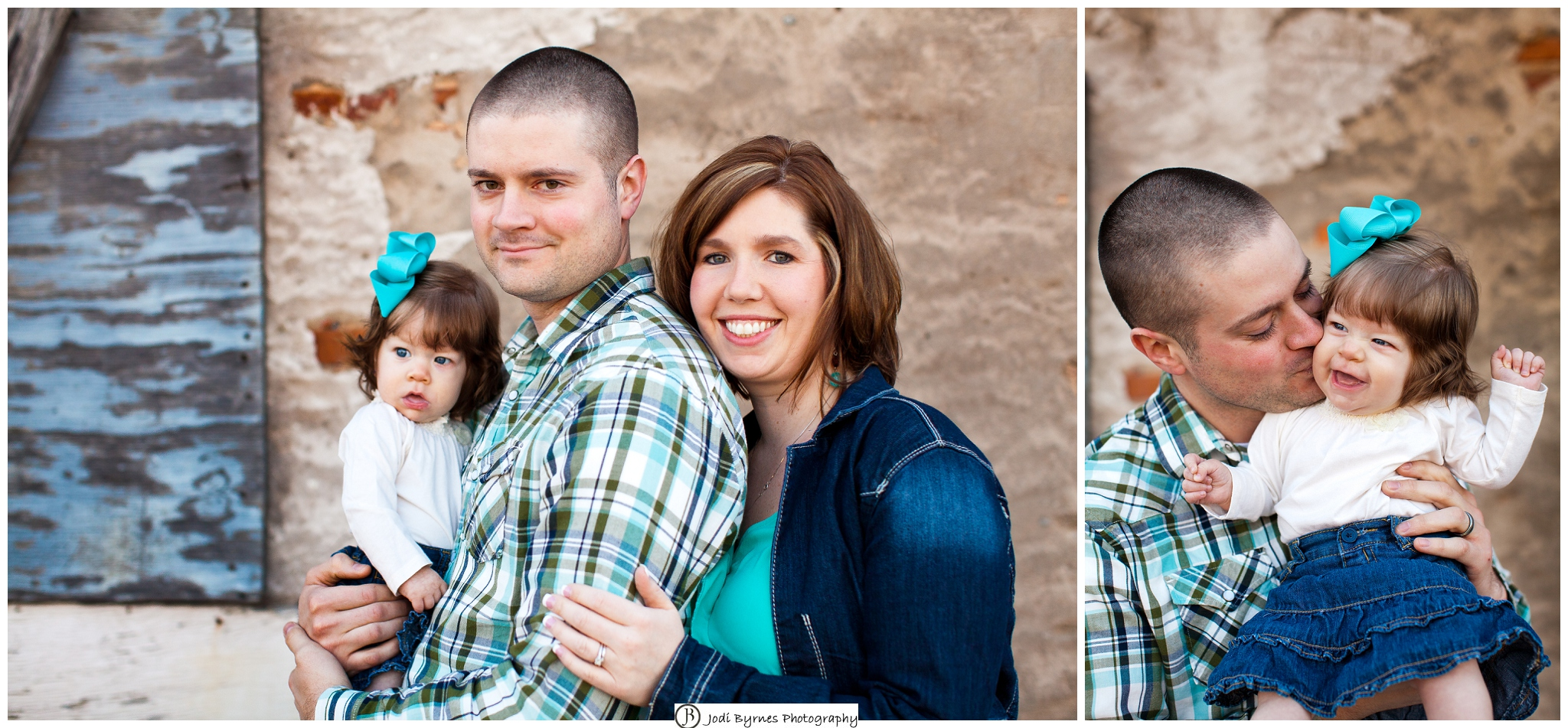 Greenville country family portraits