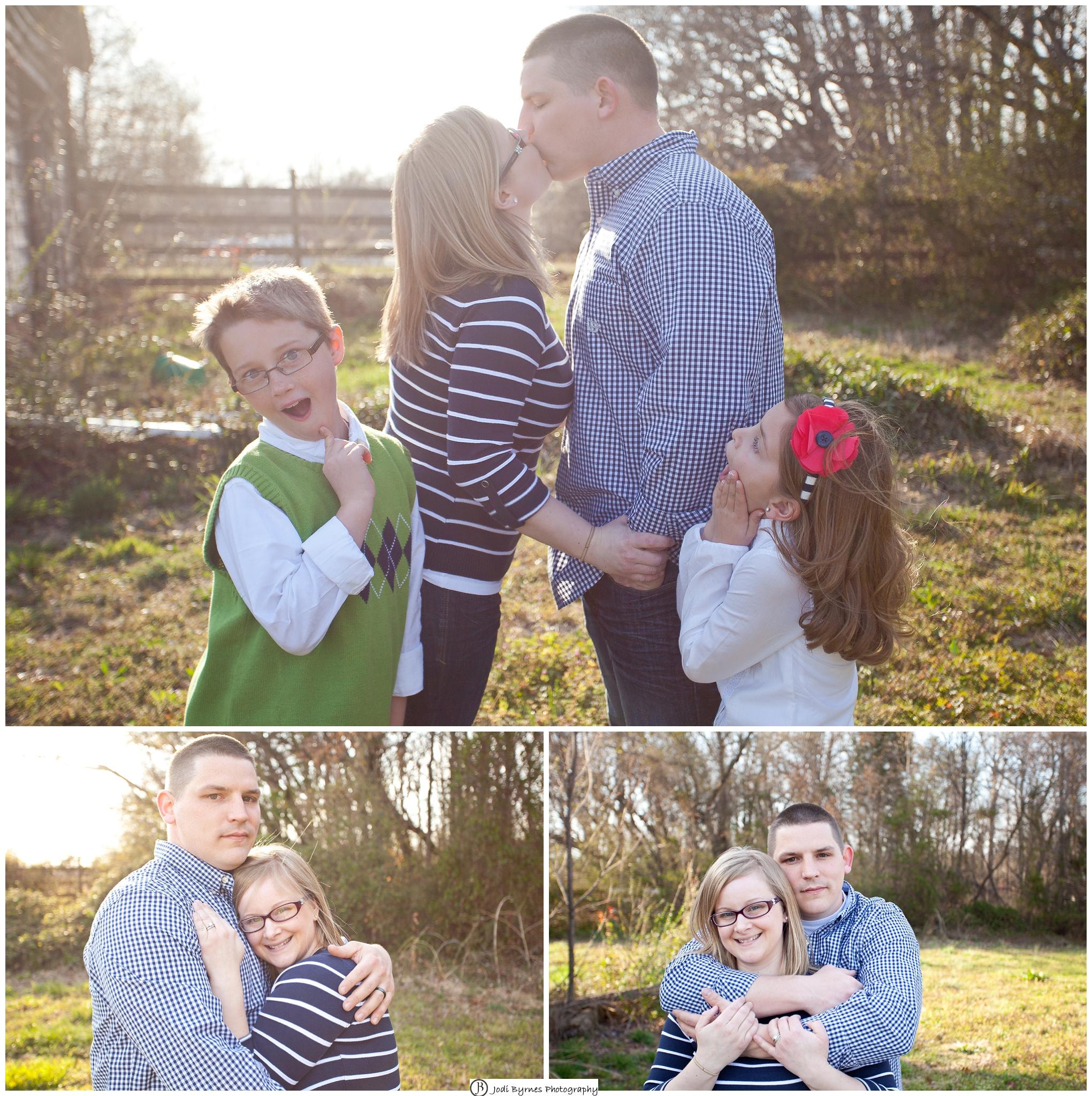silly family photos