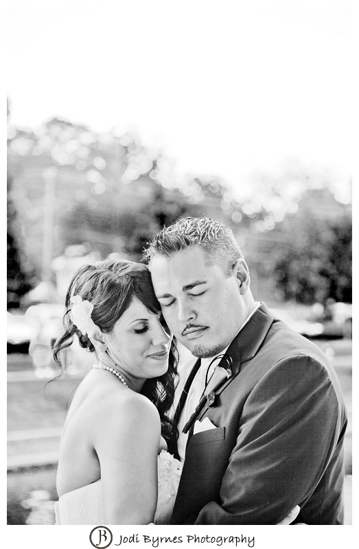 The Davenport Wedding