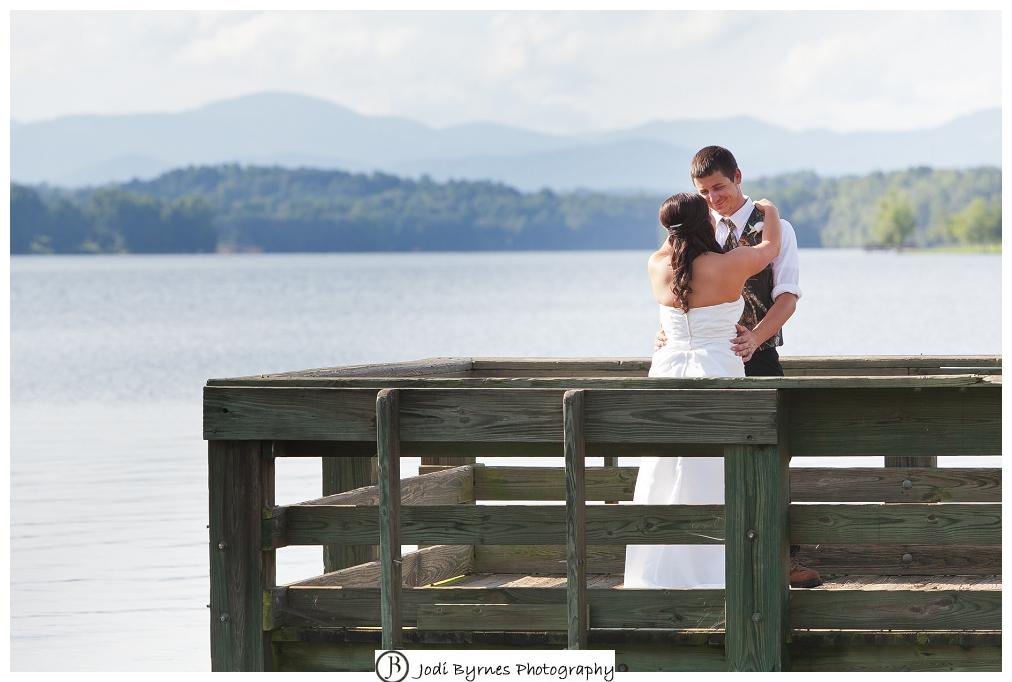 Lake Robinson Wedding