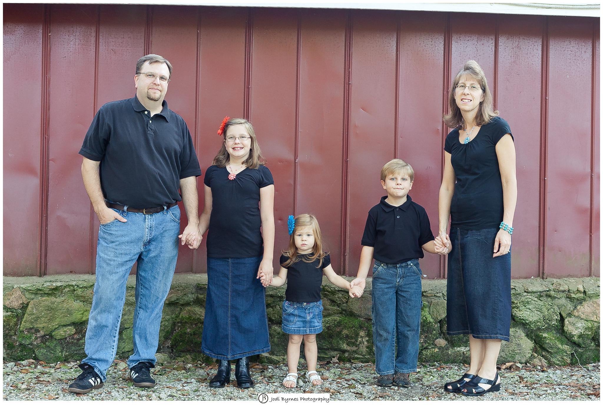 hopkins farm portraits