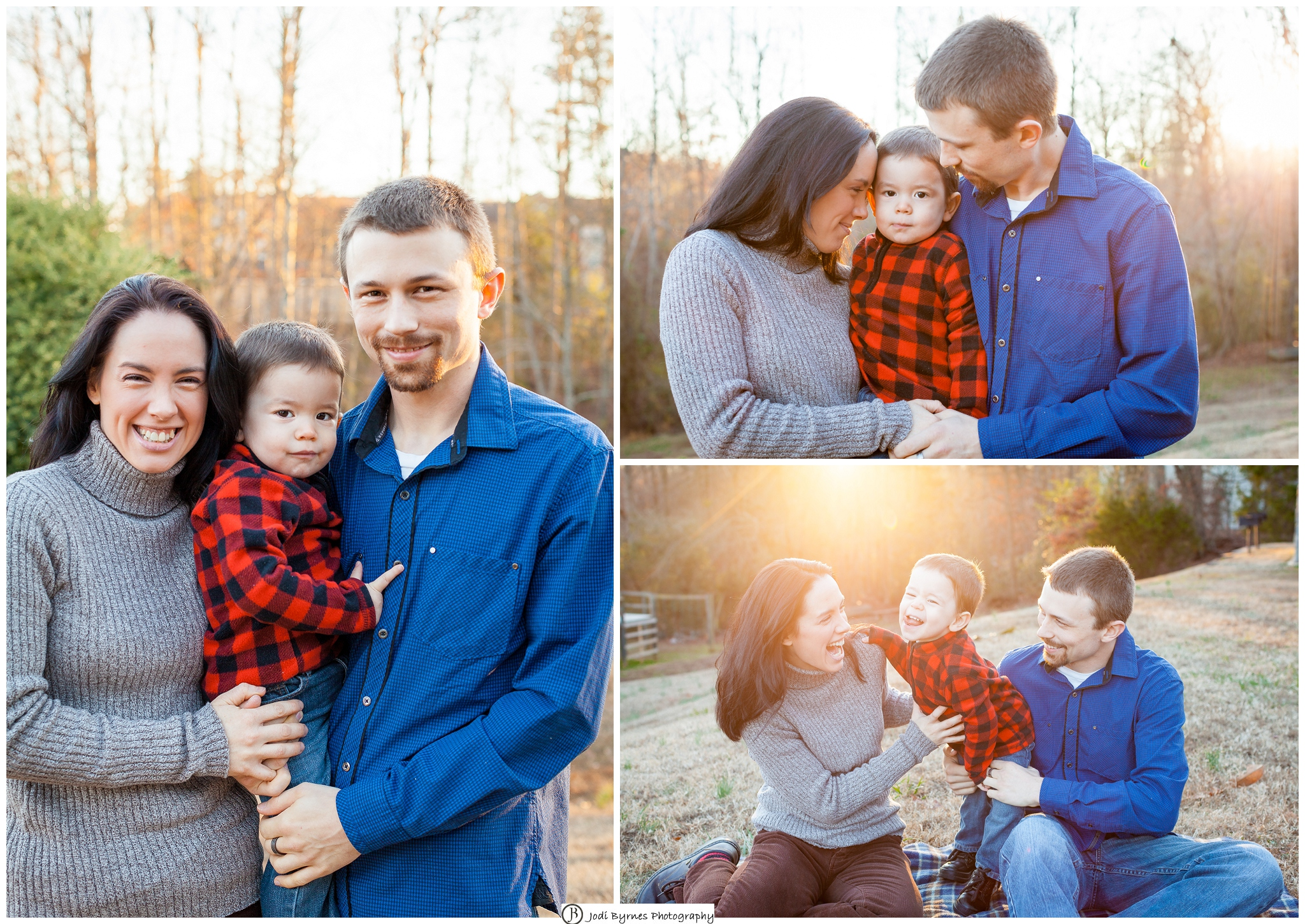 family pictures outside