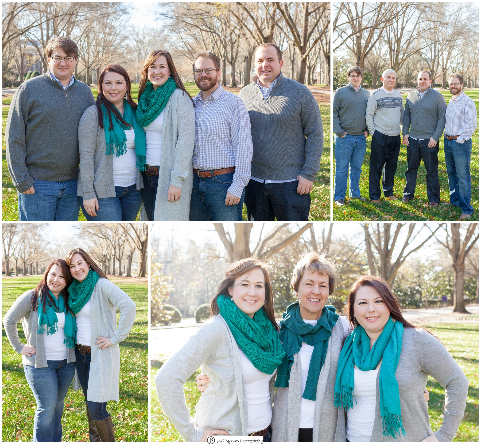 Furman family portraits