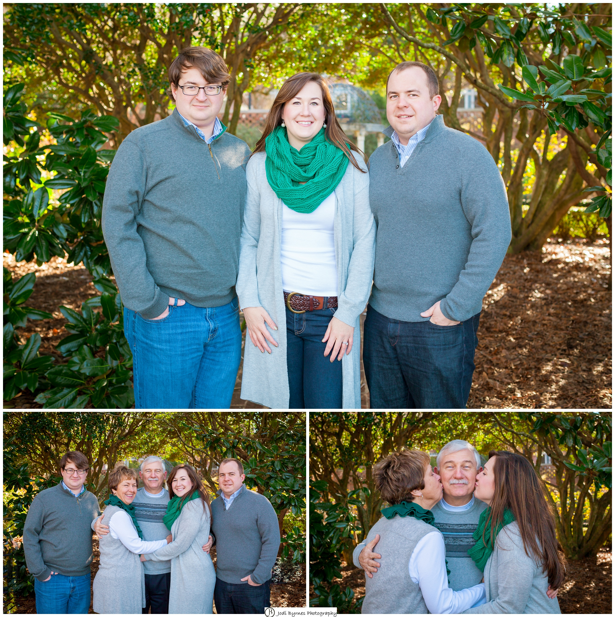 Furman portrait session