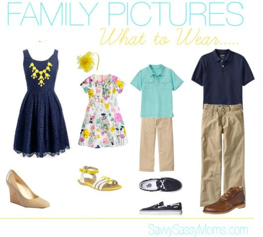 family portrait outfits