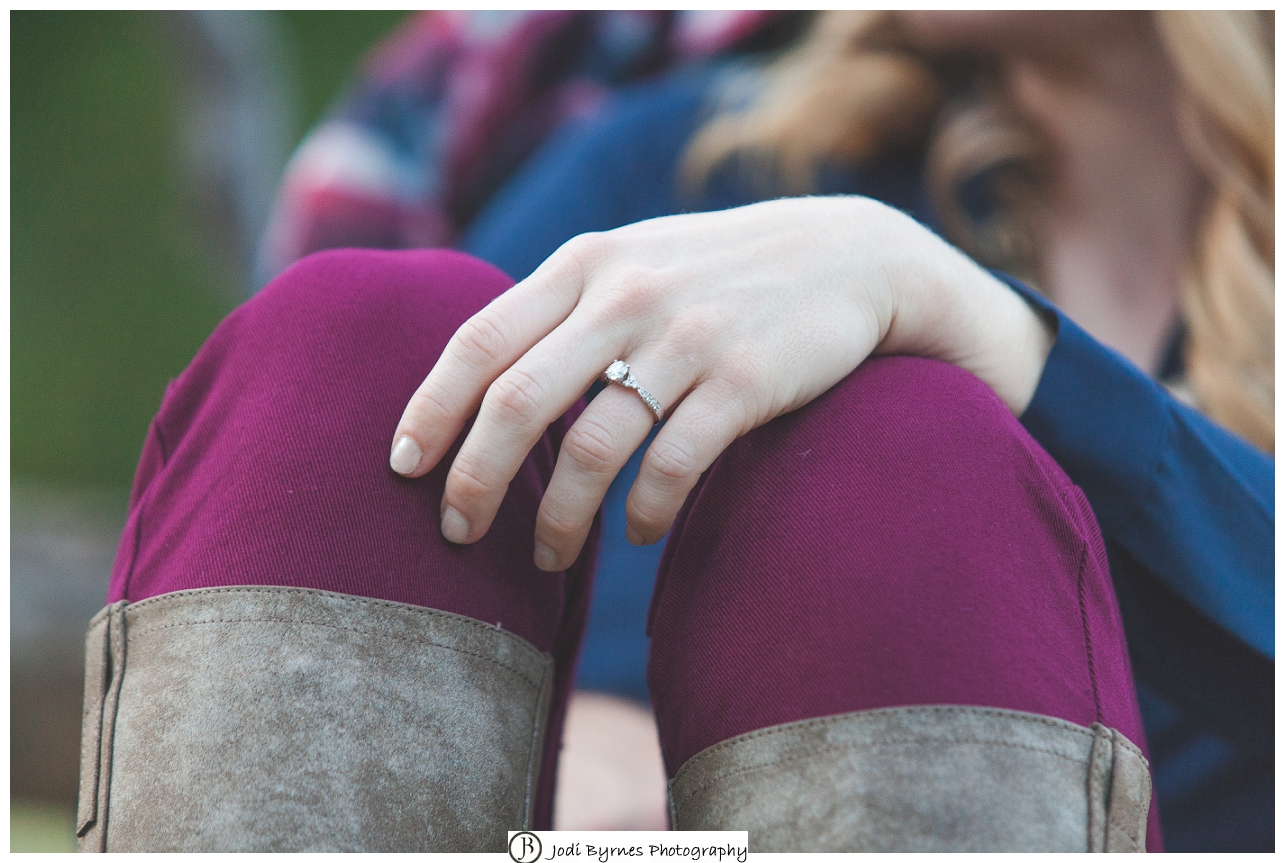 Engagement pictures of rin