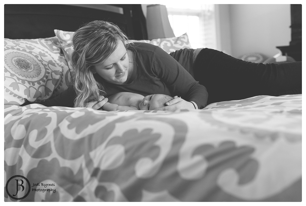 newborn custom slideshow lifestyle session Greenville Photographer