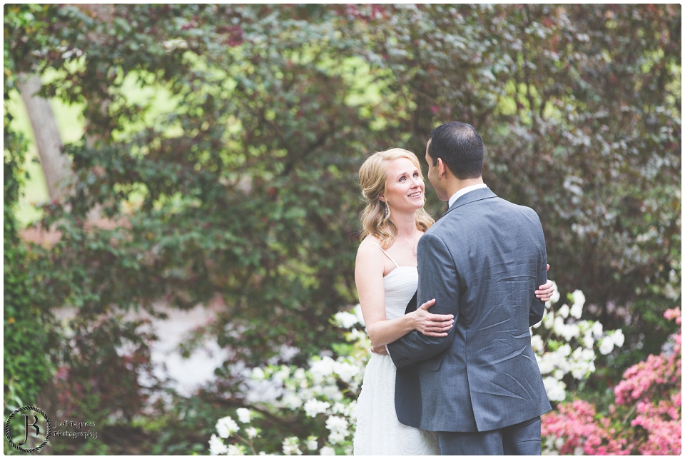 downtown greenville wedding