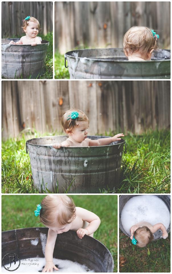 bath tub session