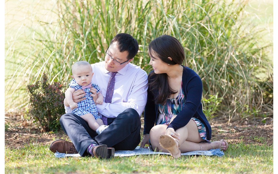 The Lee Family | Greenwood Family Portraits