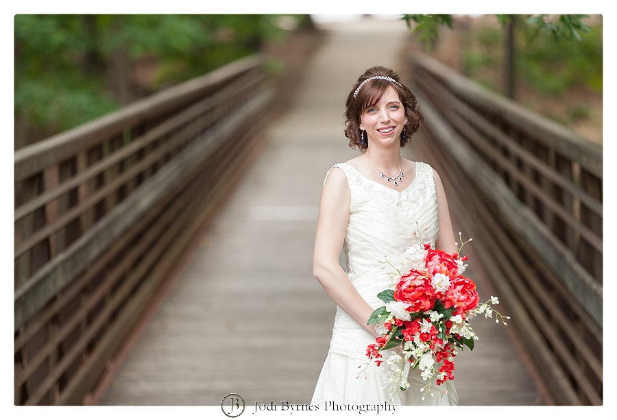 Sarah | Bridal Portraits | Furman University