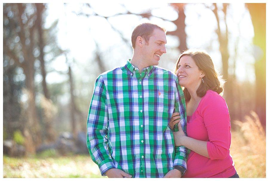 greenville couples portraits