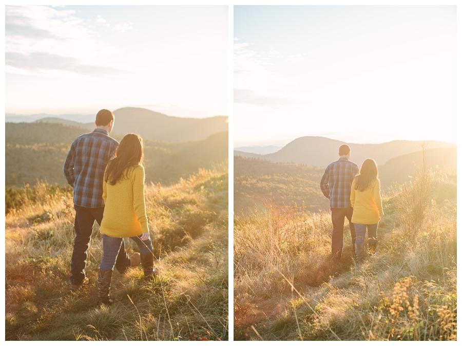 Couples Portraits Mountain