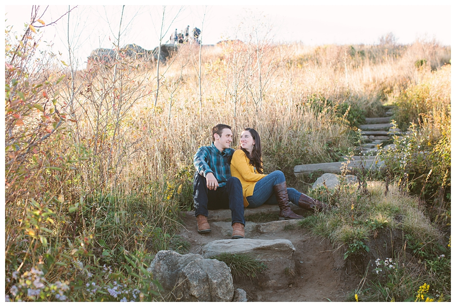 Couples Portraits Mountain