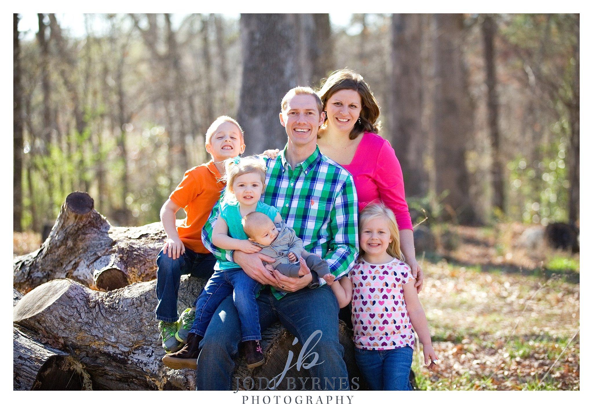 Jarrett Family Portraits