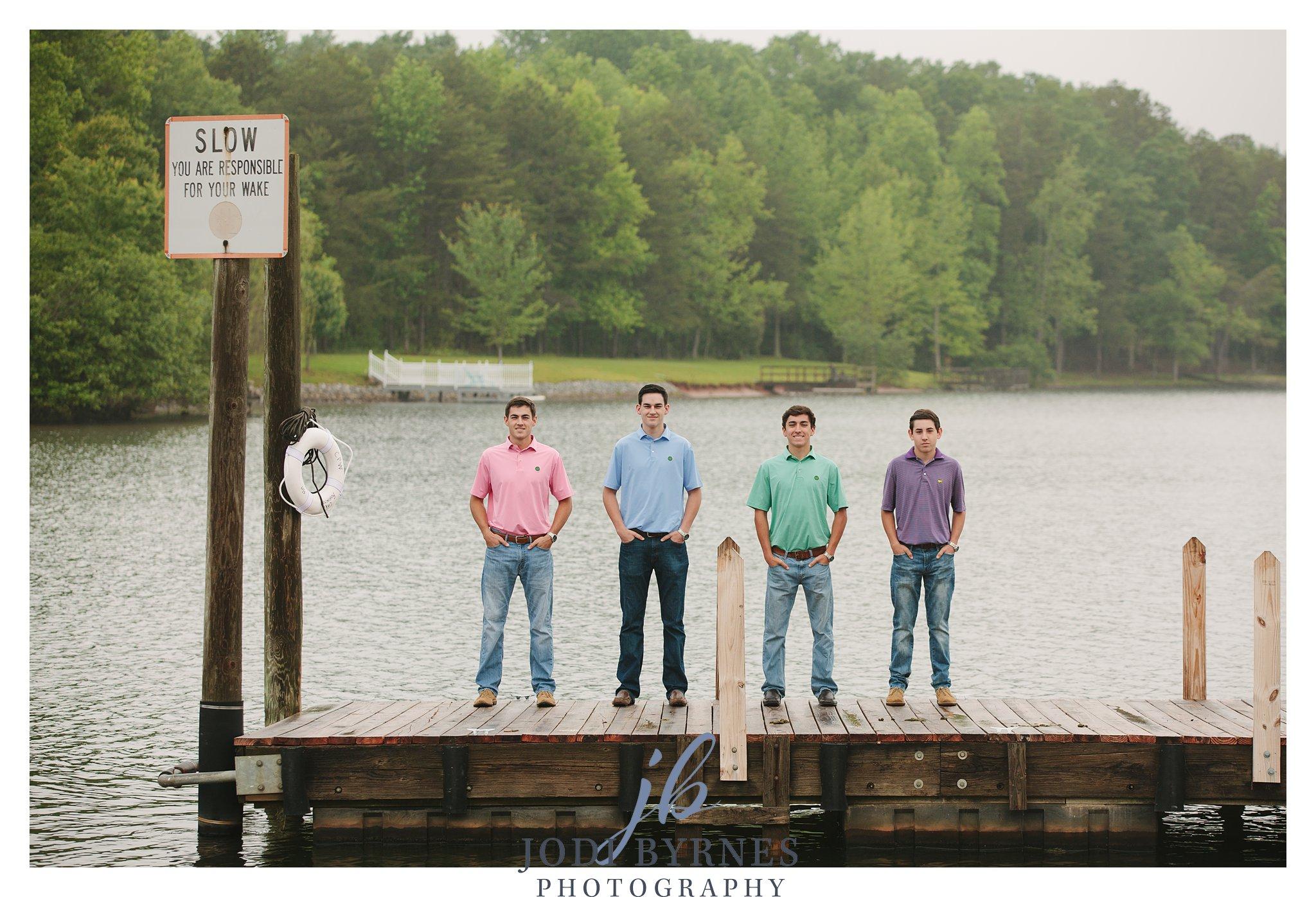Lake Robinson Family Portraits