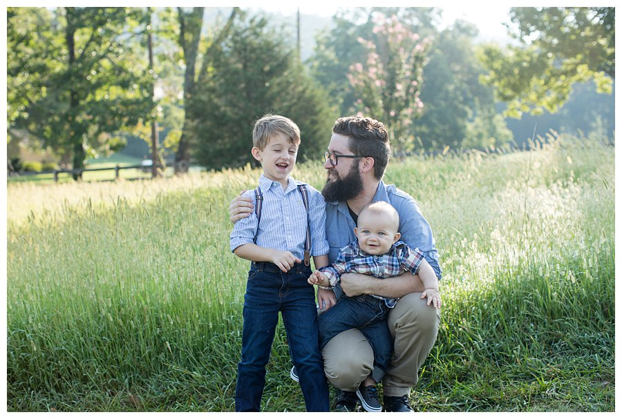 Country Family Portraits | Model Call | Greenville Family Portrait Photographer