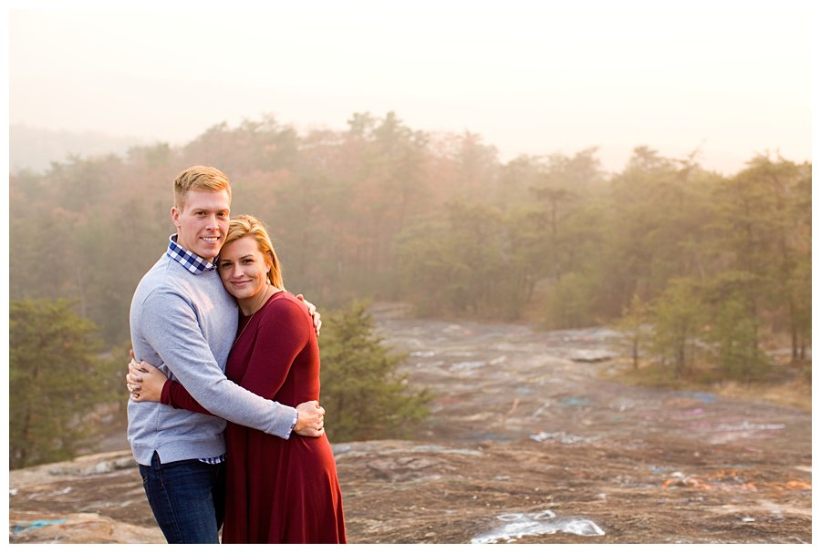 greenville couple portrait photography