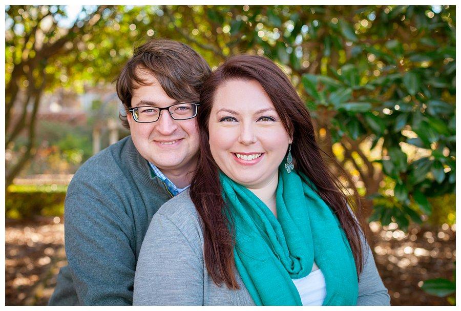 greenville couple portrait photography
